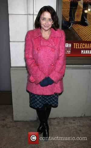 Rachel Dratch Opening night of the Broadway production of 'Good People' at the Samuel J. Friedman Theatre - Outside Arrivals...