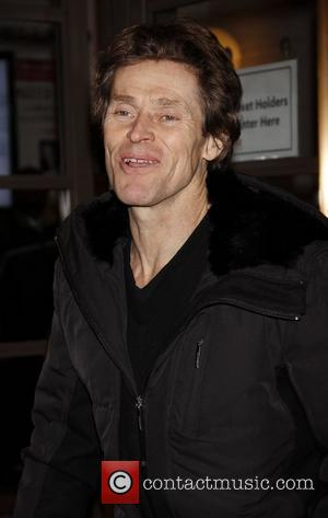 Willem Dafoe Opening night of the Broadway production of 'Good People' at the Samuel J. Friedman Theatre - Outside Arrivals...