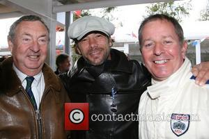 Nick Mason, Jay Kay, Martin Brundle Goodwood Revival at the Goodwood Estate in Chichester - Day Two West Sussex, England...