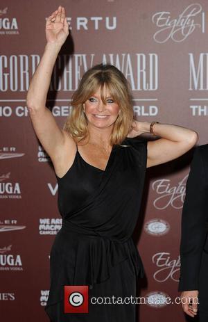 Goldie Hawn and Melanie C