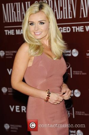 Katherine Jenkins Too Busy To Wed