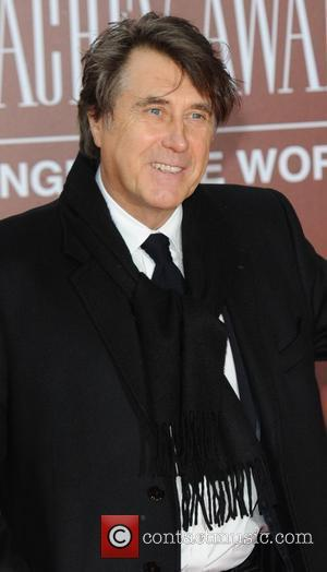 Bryan Ferry attends Mikhail Gorbachev 80th birthday - Gala Concert at Royal Albert Hall. London, England- 30.03.11