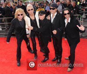 Scorpions, Albert Hall and Mikhail Gorbachev
