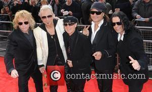 Scorpions at Mikhail Gorbachev 80th birthday - Gala Concert at Royal Albert Hall, London, England- 30.03.11
