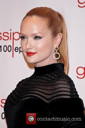 Kaylee Defer 'Gossip Girl' celebrates 100 episodes at Cipriani Wall Street New York City, USA - 19.11.11
