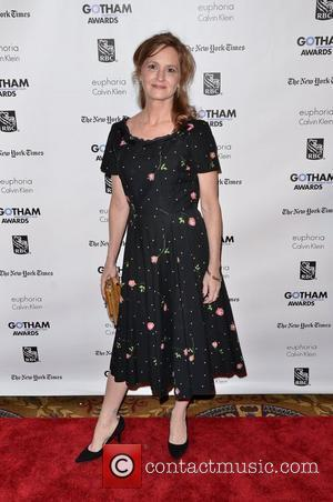 Melissa Leo  Gotham Awards 2011 - Arrivals  New York City, USA - 28.11.2011