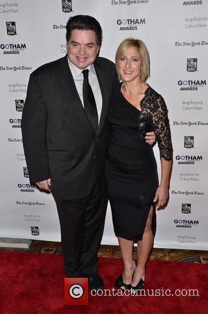 Oliver Platt and Edie Falco