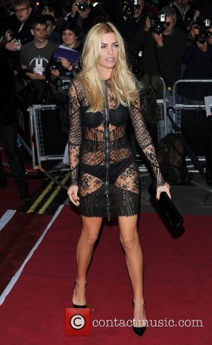 Abbey Clancy 2011 GQ Men of the Year Awards held at the Royal Opera House - Arrivals. London, England -...