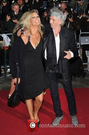 Keith Richards and guest 2011 GQ Men of the Year Awards held at the Royal Opera House - Arrivals. London,...
