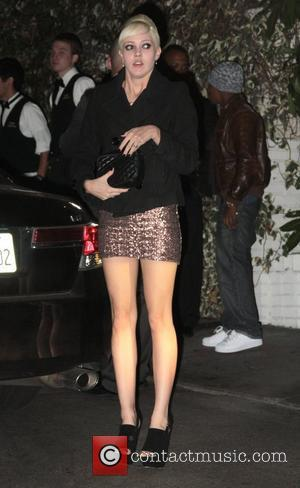 Imogen Poots GQ Magazine's 2011 Men Of The Year party at Chateau Marmont - Outside Arrivals Los Angeles, California -...