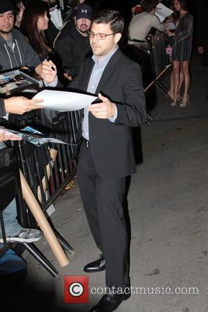 Jerry Ferrara GQ Magazine's 2011 Men Of The Year party at Chateau Marmont - Outside Arrivals Los Angeles, California -...