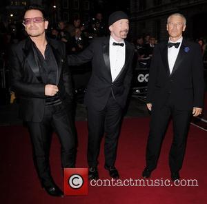 Adam Clayton, Bono, The Edge and U2