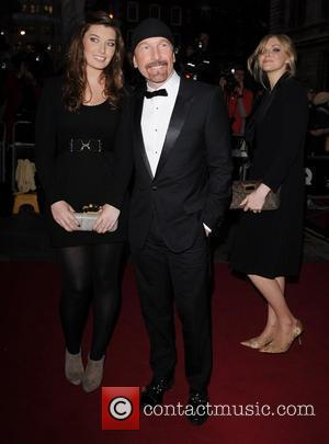 The Edge of U2 GQ Men of the Year Awards 2011 - Arrivals London, England - 06.09.11