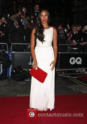 Leona Lewis The GQ Men of the Year 2011 - Arrivals London, England - 06.09.11