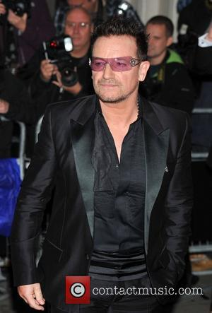 Bono 2011 GQ Men of the Year Awards held at the Royal Opera House - Arrivals. London, England - 06.09.11