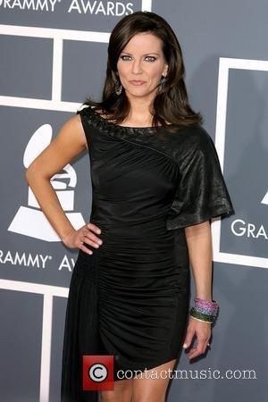 Martina McBride The 53rd Annual GRAMMY Awards at the Staples Center - Red Carpet Arrivals Los Angeles, California - 13.02.11