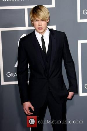 Chord Overstreet The 53rd Annual GRAMMY Awards at the Staples Center - Red Carpet Arrivals Los Angeles, California - 13.02.11