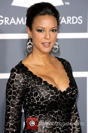 Eva LaRue The 53rd Annual GRAMMY Awards at the Staples Center - Red Carpet Arrivals Los Angeles, California - 13.02.11