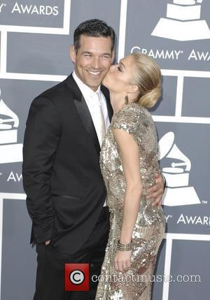 Eddie Cibrian, LeAnne Rimes  The 53rd Annual GRAMMY Awards at the Staples Center - Red Carpet Arrivals Los Angeles,...