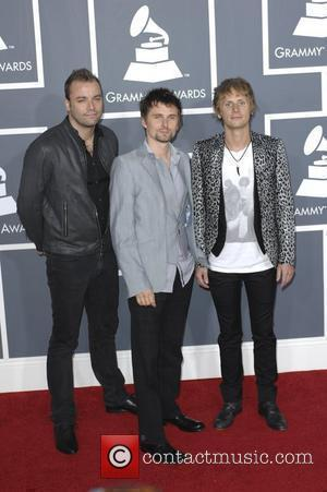 Muse  The 53rd Annual GRAMMY Awards at the Staples Center - Red Carpet Arrivals Los Angeles, California - 13.02.11