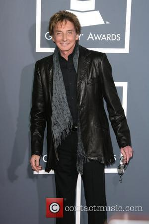 Barry Manilow The 53rd Annual GRAMMY Awards at the Staples Center - Red Carpet Arrivals Los Angeles, California - 13.02.11