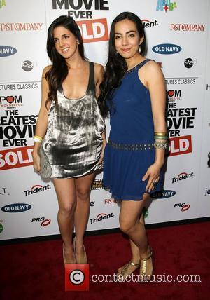 Electra Avellan and guest Pom Wonderful Presents: The Greatest Movie Ever Sold held at The ArcLight Cinemas Hollywood, California -...