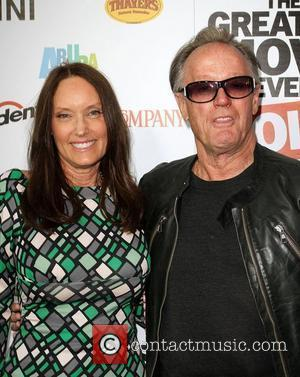 Parky DeVogelaere; Peter Fonda Pom Wonderful Presents: The Greatest Movie Ever Sold held at The ArcLight Cinemas Hollywood, California -...