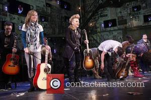 Melissa Etheridge and Green Day