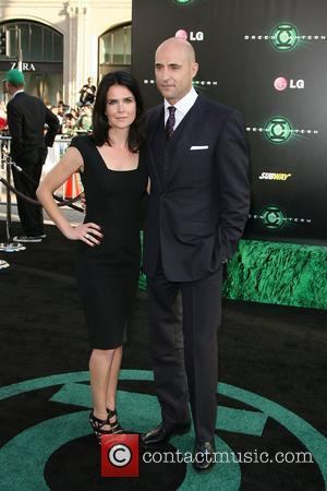 Mark Strong Los Angeles Premiere of Warner Bros. Pictures the Green Lantern held at the Grauman's Chinese Theatre Los Angeles,...