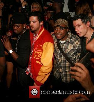 Ne-Yo, Dj Cassidy and DJ Webstar