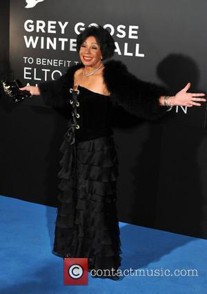 Dame Shirley Bassey Grey Goose Winter Ball held at Battersea Park - Arrivals. London, England - 29.10.11