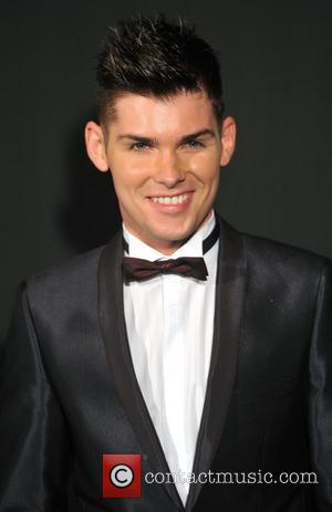 Kieron Richardson Grey Goose Winter Ball held at Battersea Park - Arrivals. London, England - 29.10.11