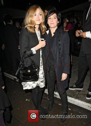 Sharleen Spiteri and Fearne Cotton