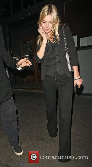 Kate Moss and Groucho Club