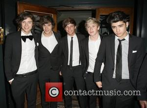 One Direction leaving the Groucho Club London, England - 06.09.11