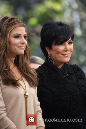 Kris Jenner and Maria Menounos