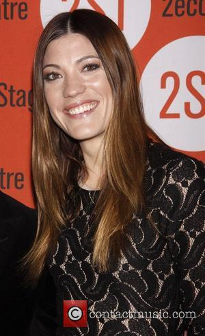 Jennifer Carpenter  Opening night after party for the Second Stage Theatre production of 'Gruesome Playground Injuries' held at Dopo...