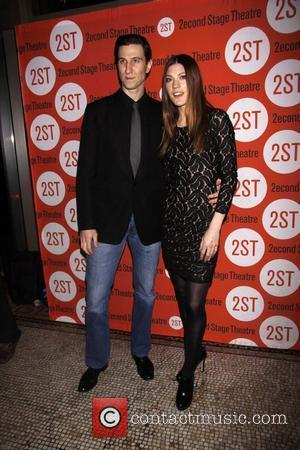 Pablo Schreiber and Jennifer Carpenter  Opening night after party for the Second Stage Theatre production of 'Gruesome Playground Injuries'...
