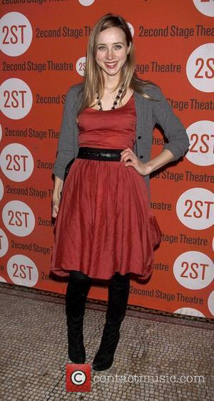 Zoe Kazan  Opening night after party for the Second Stage Theatre production of 'Gruesome Playground Injuries' held at Dopo...