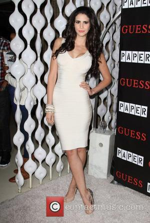 Hope Dworaczyk GUESS and Paper Magazine host The Beautiful People Party 2011 held at The Standard Hotel - Arrivals Los...