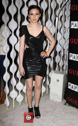 Malese Jow GUESS and Paper Magazine host The Beautiful People Party 2011 held at The Standard Hotel - Arrivals Los...