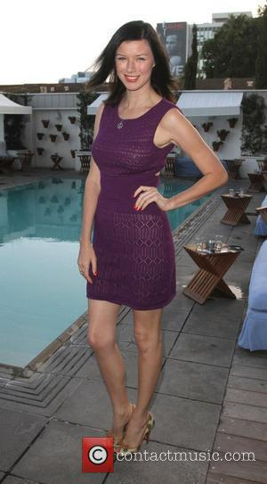 Andrea Harrison Gunas West Coast launch hosted by Sophie Monk held at the SkyBar at the Mondrian Los Angeles California...