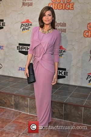 Eva Mendes Spike TV's 5th Annual 2011 'Guys Choice Awards' held at Sony Pictures Studios - Arrivals Los Angeles, California...