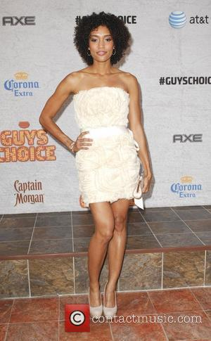 Annie Ilonzeh Spike TV's 5th Annual 2011 'Guys Choice Awards' held at Sony Pictures Studios - Arrivals Los Angeles, California...