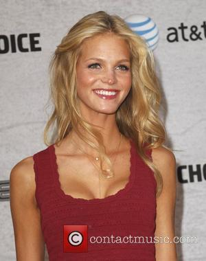 Erin Heatherton Spike TV's 5th Annual 2011 'Guys Choice Awards' held at Sony Pictures Studios - Arrivals Los Angeles, California...