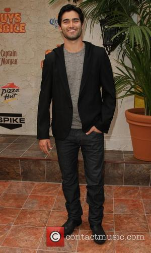 Tyler Hoechlin Spike TV's 5th Annual 2011 'Guys Choice Awards' held at Sony Pictures Studios - Arrivals Los Angeles, California...