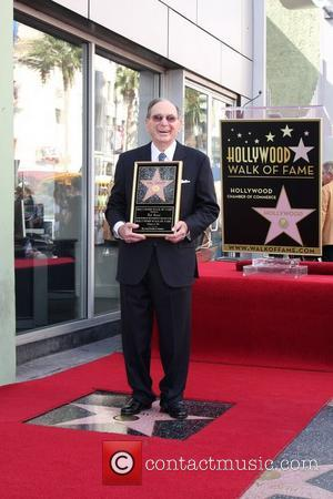 Hal David Hal David Hollywood Walk Of Fame Induction Ceremony Los Angeles, California - 14.10.11