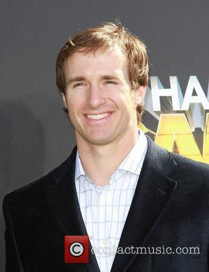 Drew Brees and Cartoon Network