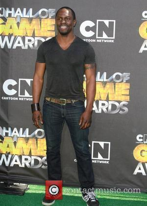 Gbenga Akinnagbe Cartoon Network 'Hall of Game Awards' held at The Barker Hanger  Santa Monica, California - 21.02.11