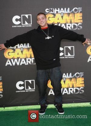 Ryan Sheckler Cartoon Network 'Hall of Game Awards' held at The Barker Hanger  Santa Monica, California - 21.02.11